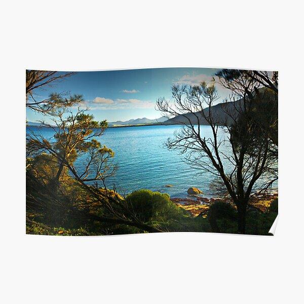 Sunrise - Fotheringate Bay - Flinders Island Poster