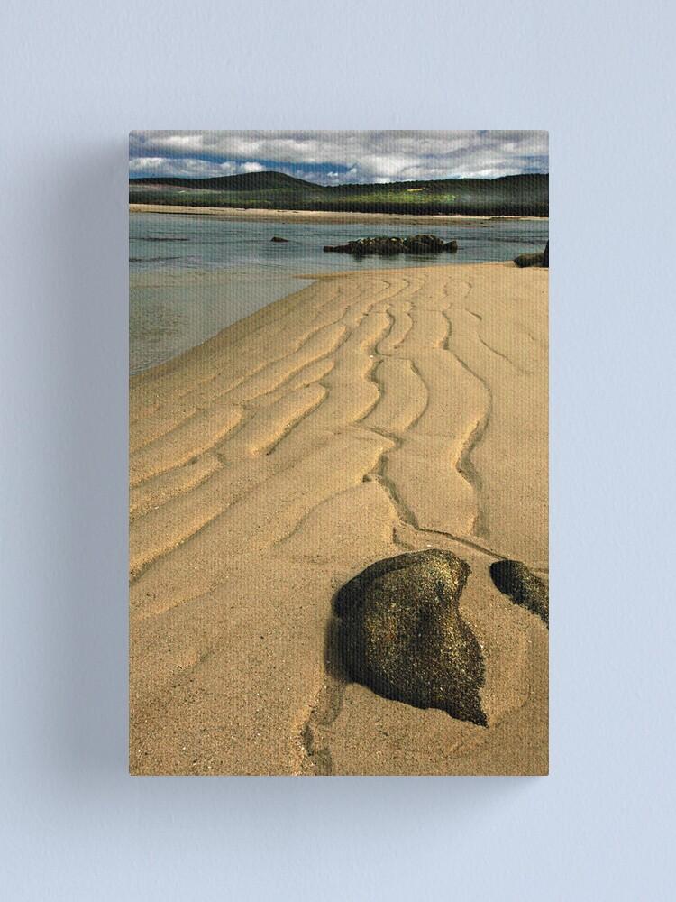 Alternate view of North-east River - Flinders Island Canvas Print