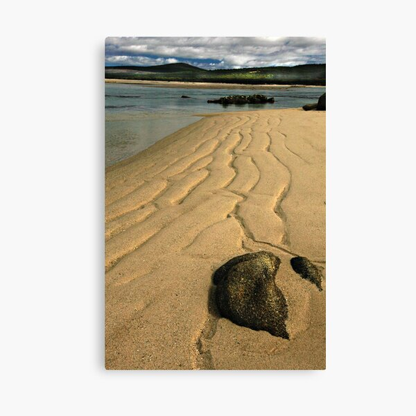 North-east River - Flinders Island Canvas Print
