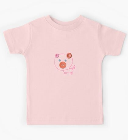 benjamin button pig Kids Clothes