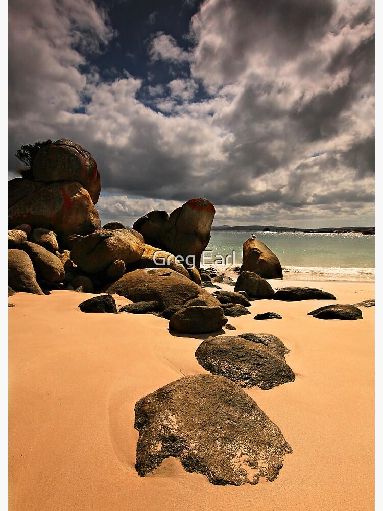 Golden Sands - Flinders Island by GregEarl