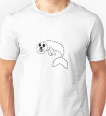 cute seal pup Unisex T-Shirt