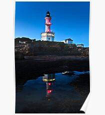 Lonsdale Lighthouse - Pt Lonsdale Victoria Poster