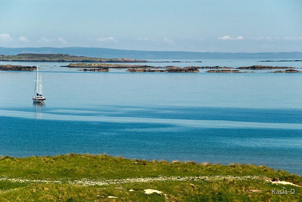 Islay: Port Ellen - Kilnaughton Bay by Kasia-D