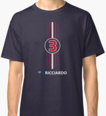 F1 2014 - #3 Ricciardo Classic T-Shirt