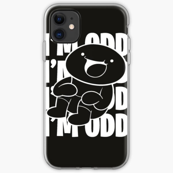 The Funny I'm Odd iPhone Soft Case