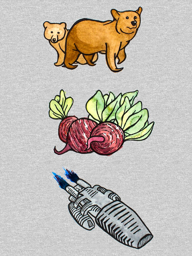 Bears, Beets, Battlestar Galactica - The Office by Flakey-