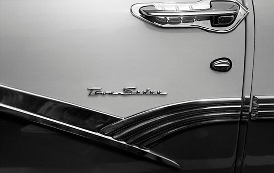 1956 Ford Fairlane by AnalogSoulPhoto