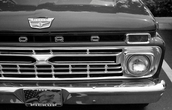 1966 Ford Pickup by AnalogSoulPhoto