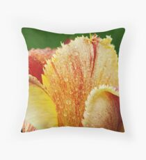 Flames II Throw Pillow