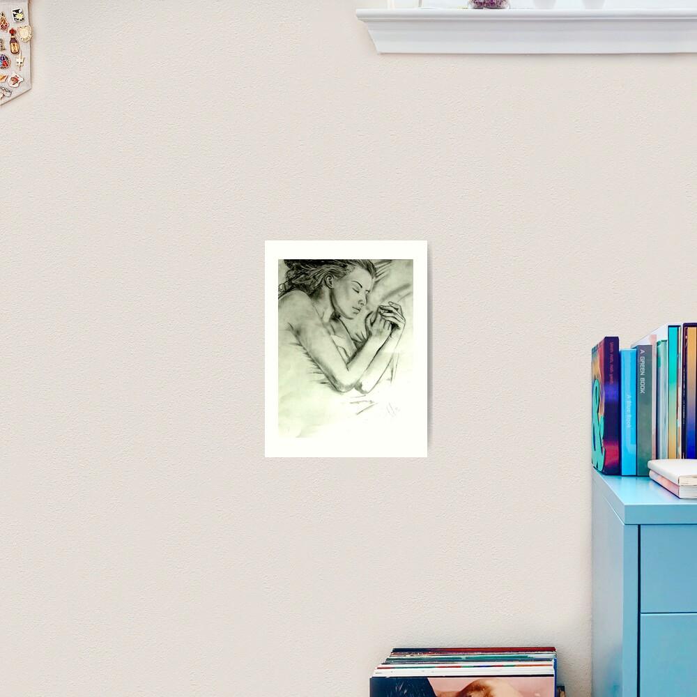 Unknown Dream Art Print
