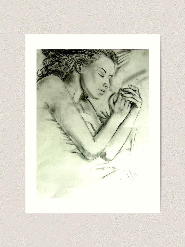 Alternate view of Unknown Dream Art Print