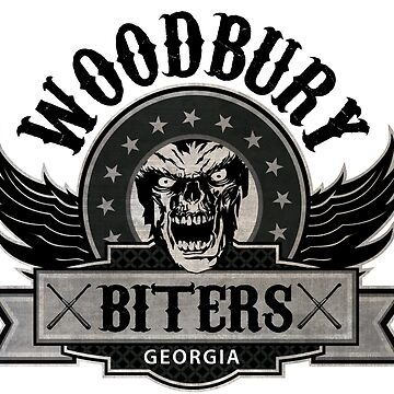 Woodbury Biters by morlock