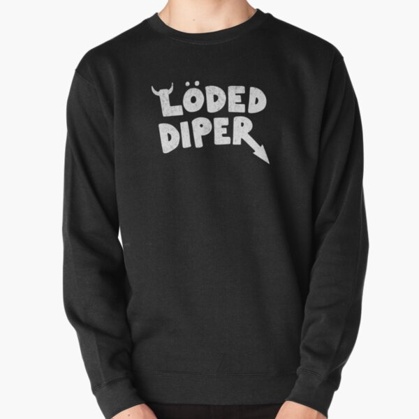 Loded Diaper Pullover Sweatshirt