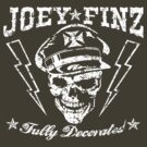 Fully Decorated Military by Joey Finz