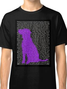 """""""The Year Of The Dog"""" Clothing Classic T-Shirt"""