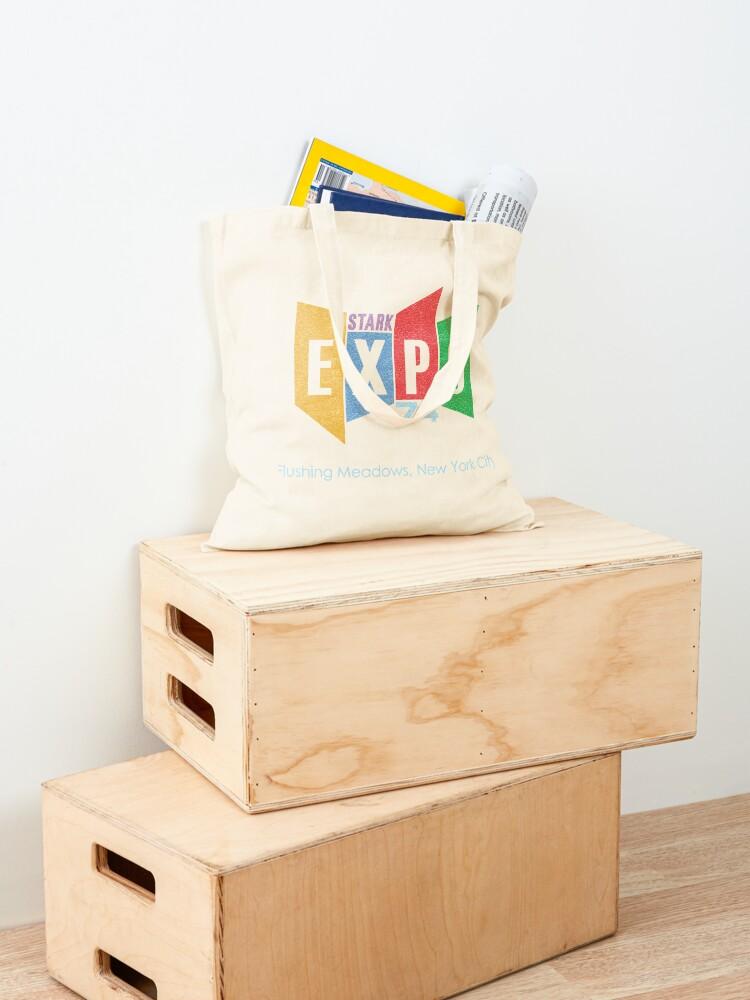 Alternate view of Great Big Beautiful Tomorrow Tote Bag