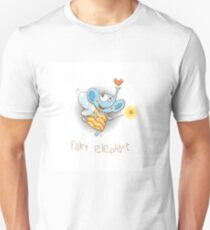 Fairy elephant. Unisex T-Shirt