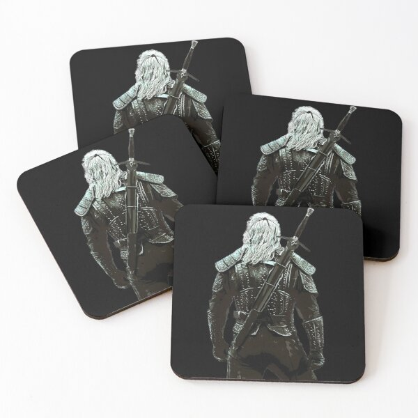 Geralt Coasters (Set of 4)