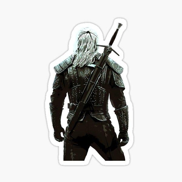 Geralt Sticker