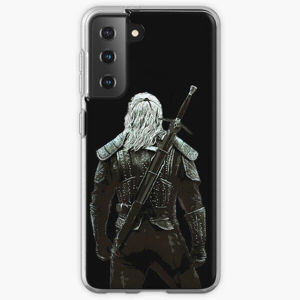 Geralt Coque souple Samsung Galaxy