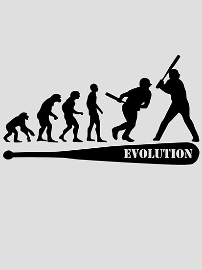 Baseball Evolution by hottehue