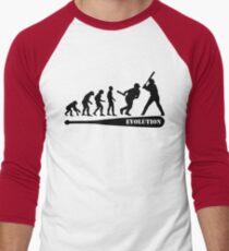 Baseball Evolution Men's Baseball ¾ T-Shirt