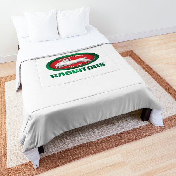 Rabbitohs Comforters Redbubble