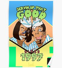Home of the Good Burger Poster