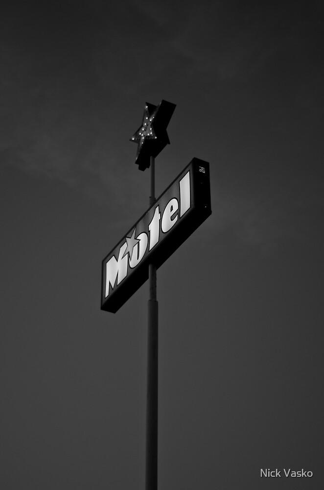 Motel in the Sky by Nick Vasko