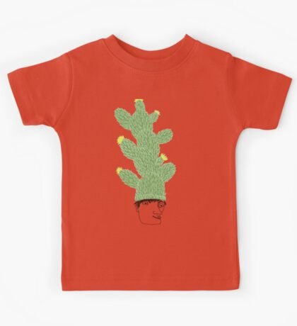 Cactus Hat Hipster Street Wear Kids Clothes