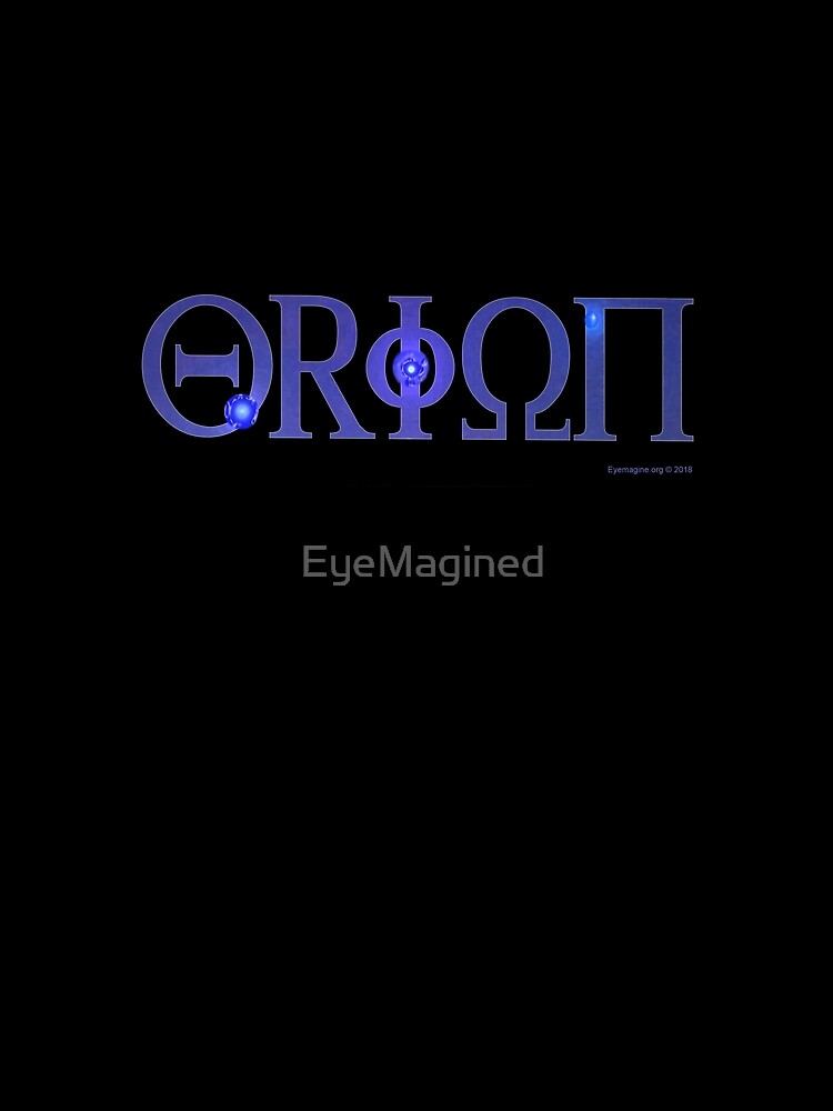 Eyes of Orion by EyeMagined