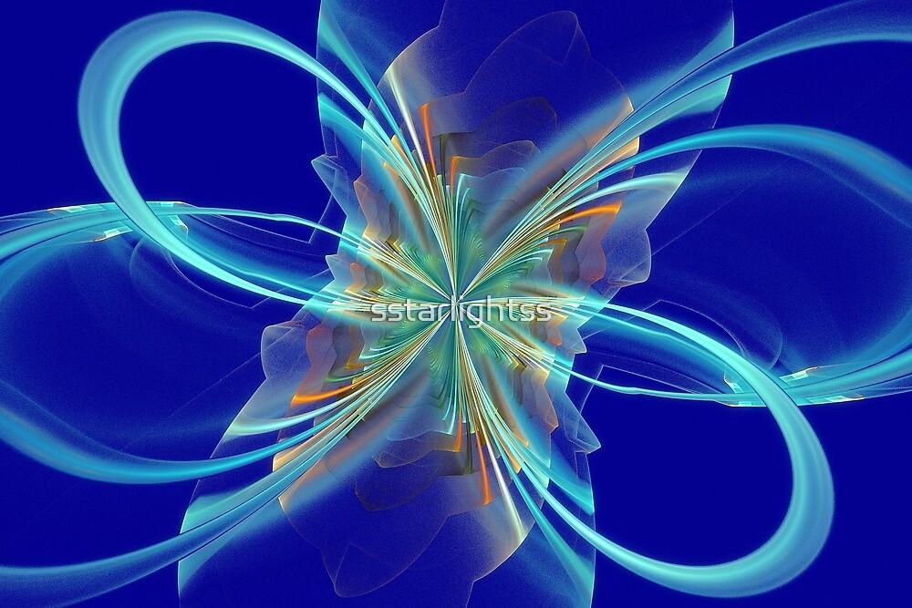 Splits Cylinder Butterfly by sstarlightss