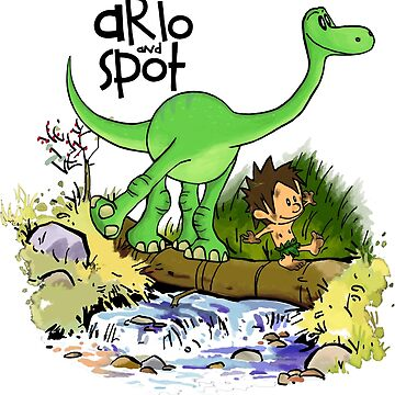Arlo and Spot  by BuckRogers