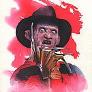Freddy by illusoryart