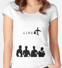 My Airdot Family Women's Fitted Scoop T-Shirt