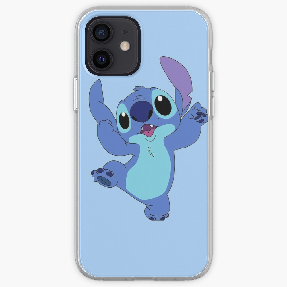 silly stitch iPhone Case & Cover