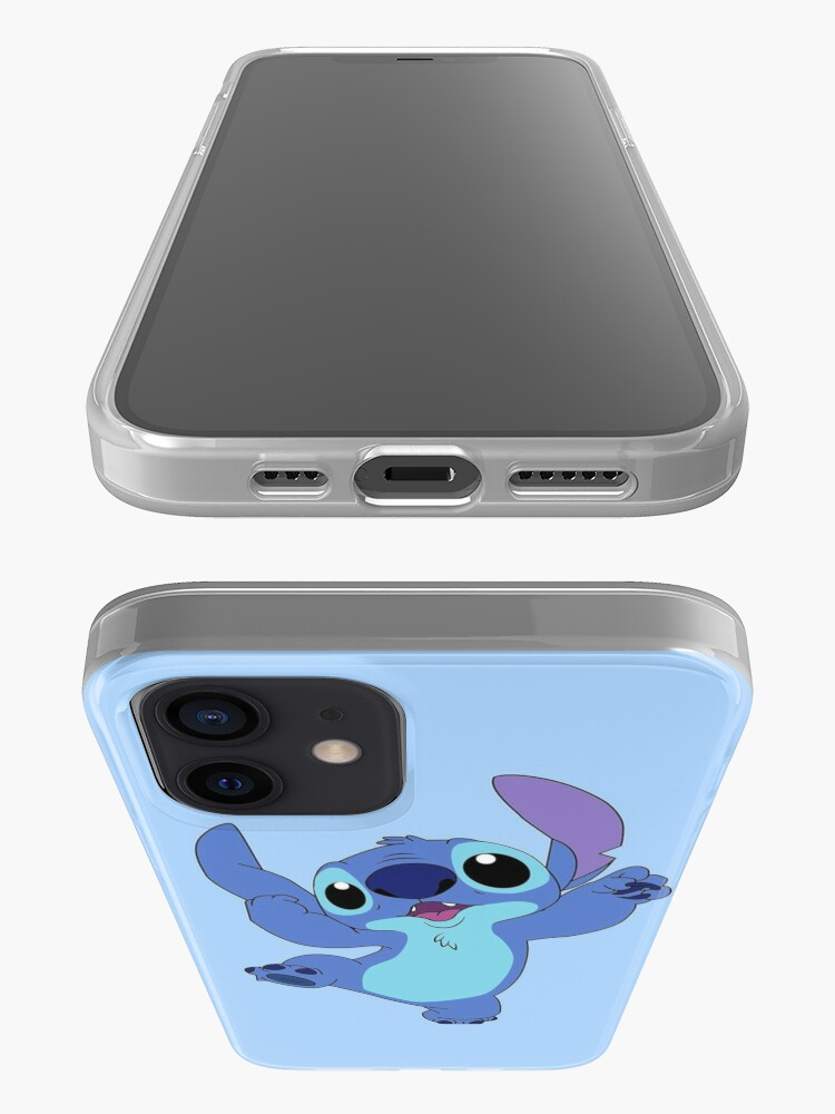 Alternate view of silly stitch iPhone Case & Cover