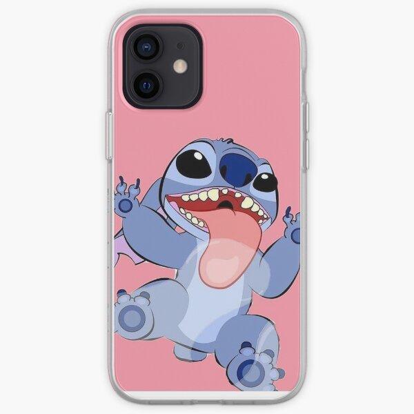licking stitch iPhone Soft Case