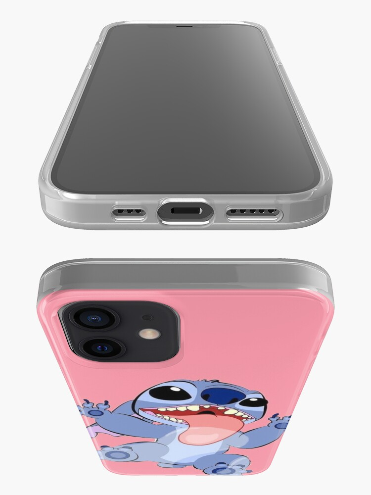 Alternate view of licking stitch iPhone Case & Cover