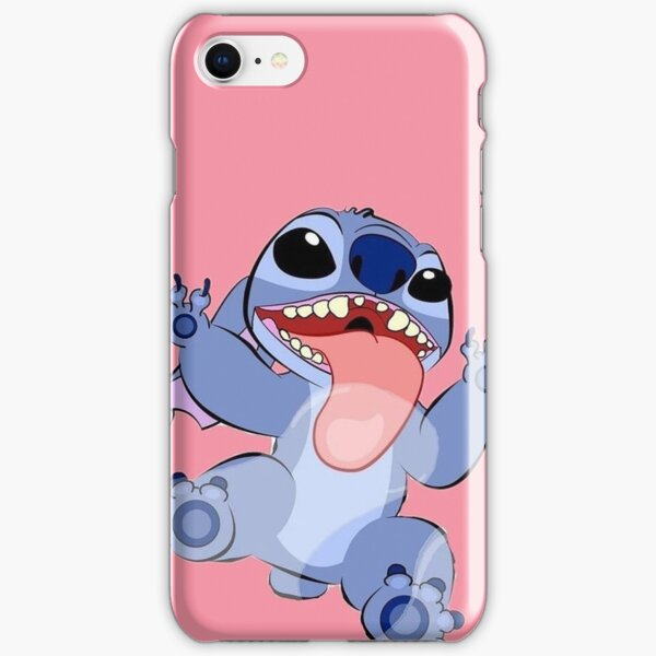 licking stitch iPhone Snap Case