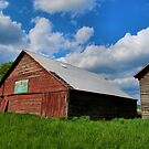 Classic Barn by InvictusPhotog