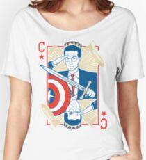 King Colbert Women's Relaxed Fit T-Shirt