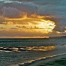 Sunset at Inverloch, Gippsland, Victoria. by johnrf