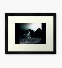 "Wushu series ""After Life"" Framed Print"