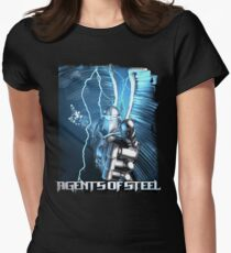 Agents Of Steel 1 Women's Fitted T-Shirt