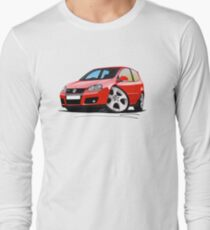 VW Golf GTi (Mk5) Red T-Shirt