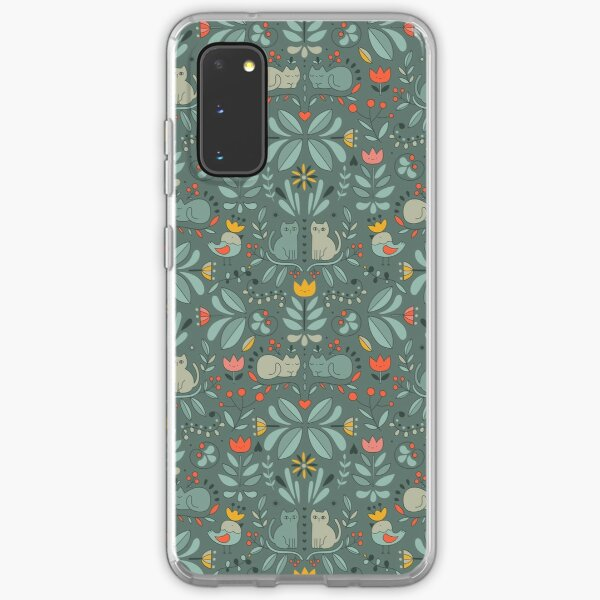 Swedish Folk Cats Samsung Galaxy Soft Case