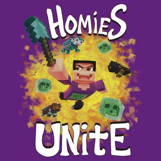 TShirtGifter presents: Homies Unite!