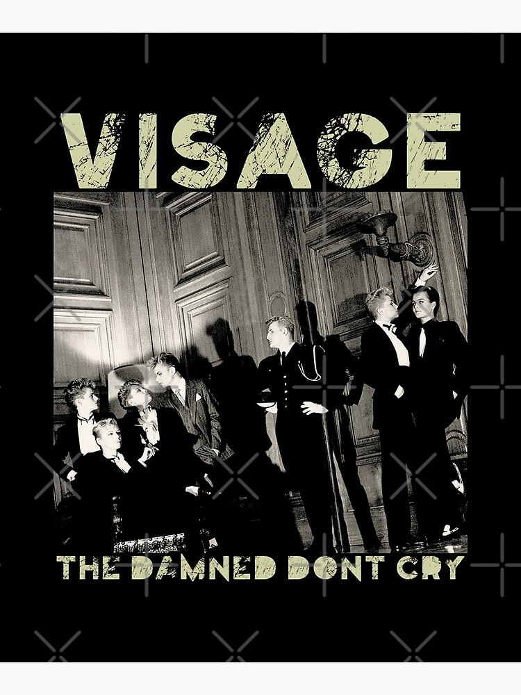 Visage - Damned by LorisCloset